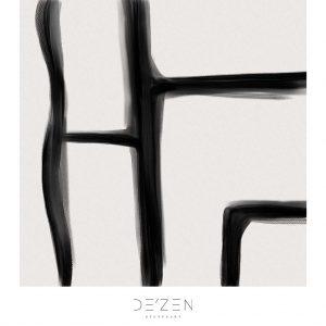 Japanese 01- 45/45 cm Square vinyl backdrop
