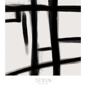 Japanese 02- 45/45 cm Square vinyl backdrop
