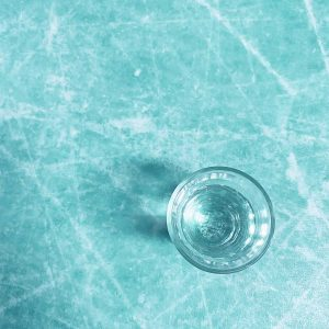 Mint ice 02- 45/45 cm Square vinyl backdrop