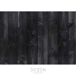 Black wood – 70/100 cm vinyl backdrop