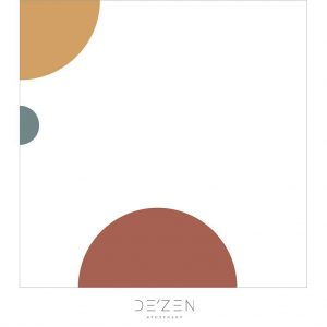 Shapes 01- 45/45 cm Square vinyl backdrop