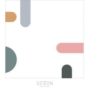 Shapes 04- 45/45 cm Square vinyl backdrop