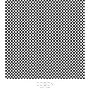 Checkers- 45/45 cm Square vinyl backdrop