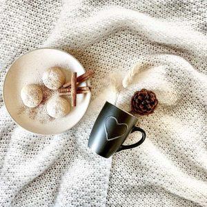 Knit white fabric – 50/70 cm vinyl backdrop
