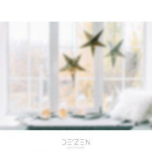 X-mas window – 50/70 cm vinyl backdrop