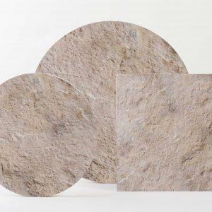 Stone print- Still Life podium stand