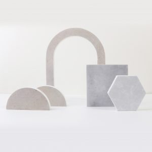 Stone Set- Still Life podium stand: